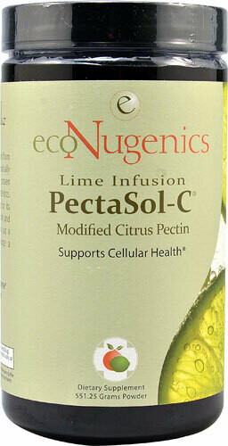 Pectasol-C Lime Infusion  90 servings -Econugenics
