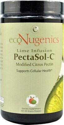 פקטסול-C - פקטין הדרים מקורי בטעם ליים, 90 מנות, נוגד התפשטות גרורות | Pectasol-C Lime Infusion  90 servings -Econugenics