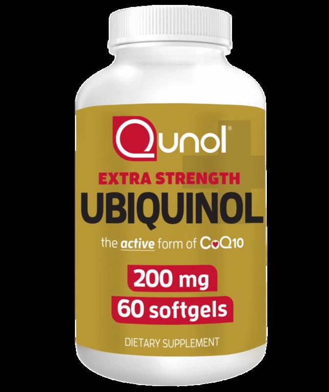 יוביקוינול 200 - קואנזים Q10 פעיל. 200 מ