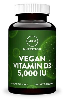 ויטמין D3 טבעוני - 5000 יחב