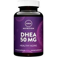 DHEA 50 mg 90vc - MRM