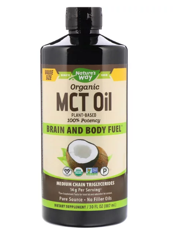 MCT OIL 887 ml