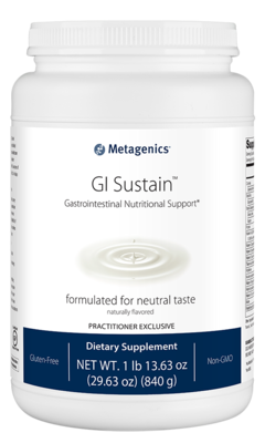 GI Sustain 840g - Metagenics