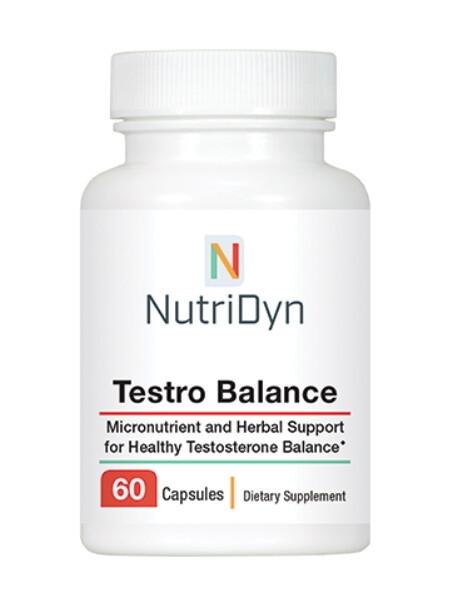 Testro balance 60 c - Nutridyn