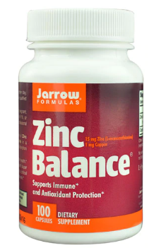 Zinc Balance 15 mg 100c - Jarrow