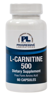 "ל-קרניטין 500 מ""ג 60 קפסולות 