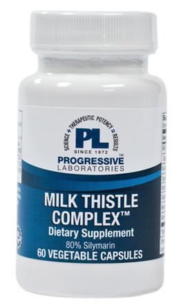 Milk Thistle Complex 60c
