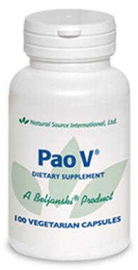 Pao V 100c -Natural Source