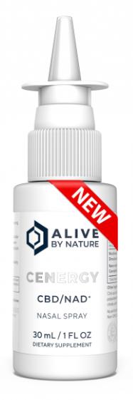 NAD+ Intranasal Spray 2 mg 30ml