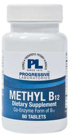 B12 מתילקובלמין 60 טבליות