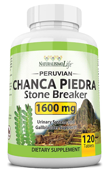Chanca Piedra 1600 mg 120t - NaturalisimoLife