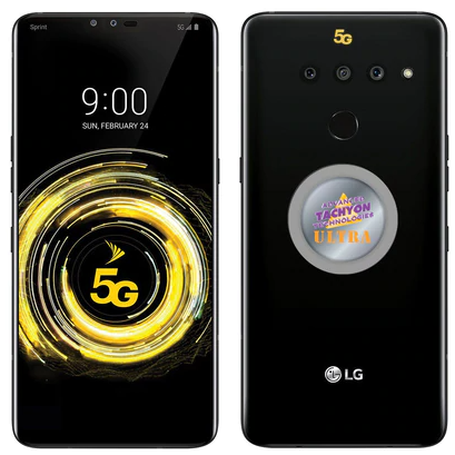 5G Ultra Phone Disc