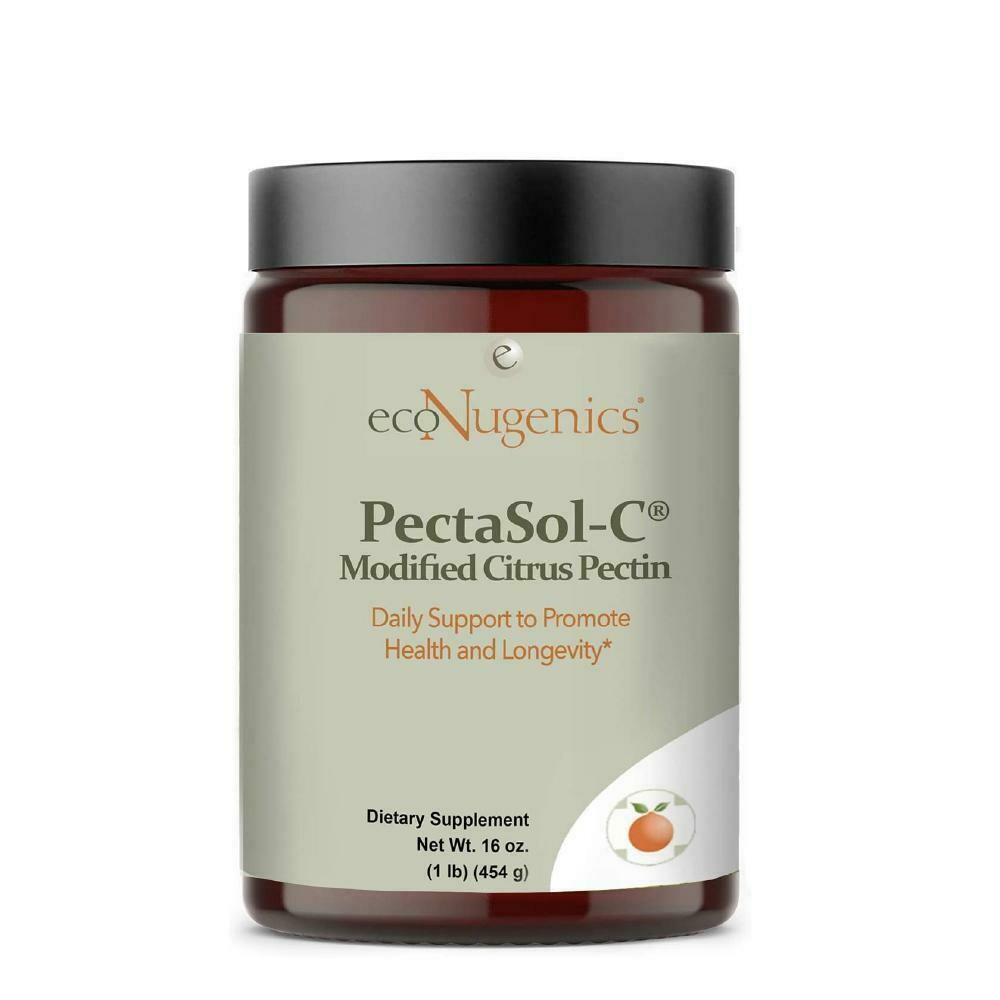פקטסול-C - פקטין הדרים מקורי, 90 מנות, נוגד התפשטות גרורות. טעם מקורי | Pectasol-C Original Taste 454g 90 srv - Econugenics