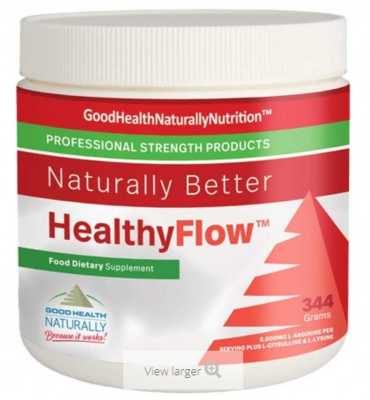 HealthyFlow™ Powder 344g - GoodHealthNaturally