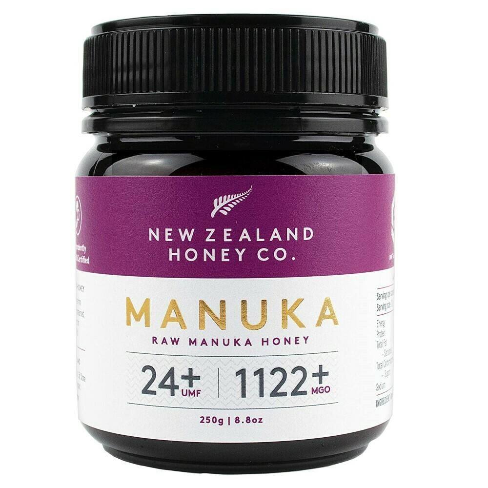 Manuka Honey UMF 24+ 250g - New Zealand Honey Co