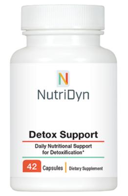 Detox Support 42c - Nutridyn