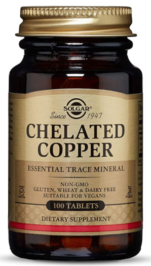 Chelated Copper 100t