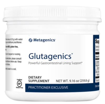 Glutagenics 259.8g - Metagenics