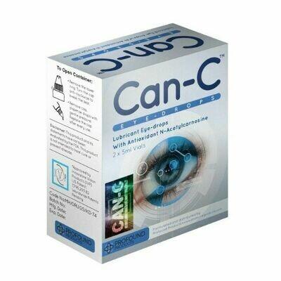 טיפות עיניים | CAN-C Eye Drops 2X 5ml Vials