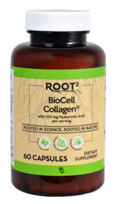 BioCell Collagen + Hyaluronic Acid 100mg 60c