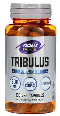 טריבולוס -  100 כמוסות צמחיות, 100 מ