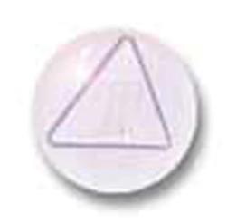 15mm Opal Glass Cell