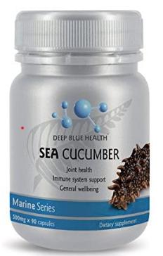 תמצית מלפפון ים מניו זילנד 90 קפסולות | New Zealand SEA Cucumber 90c