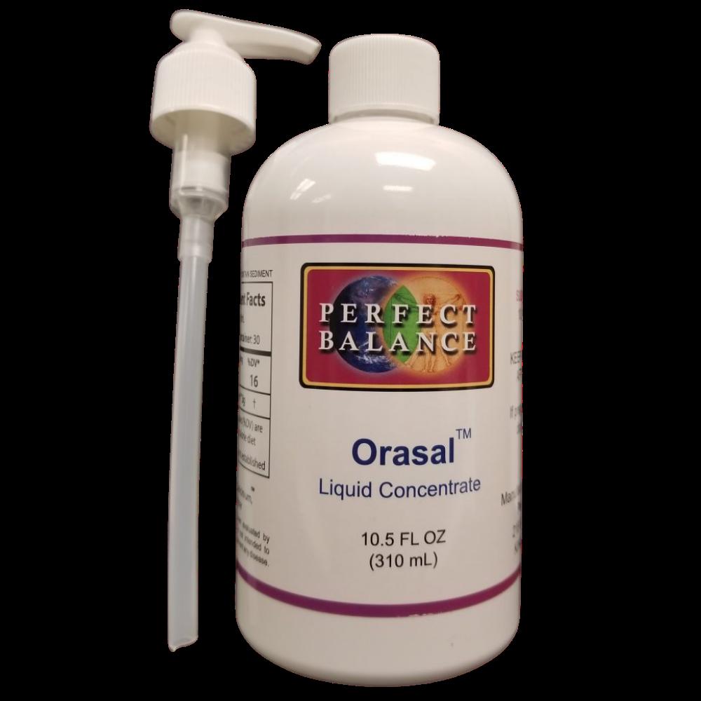 אורסל - סליציניום | ORASAL (Salicinium)-8 oz