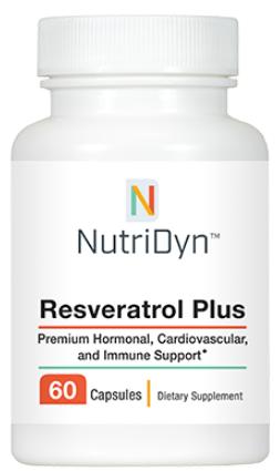 Resveratrol Plus 60c