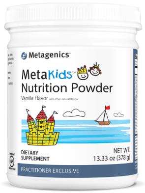 MetaKids Nutrition Powder 378g