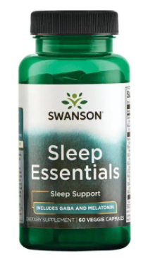 Sleep Essentials 60vc - Swanson