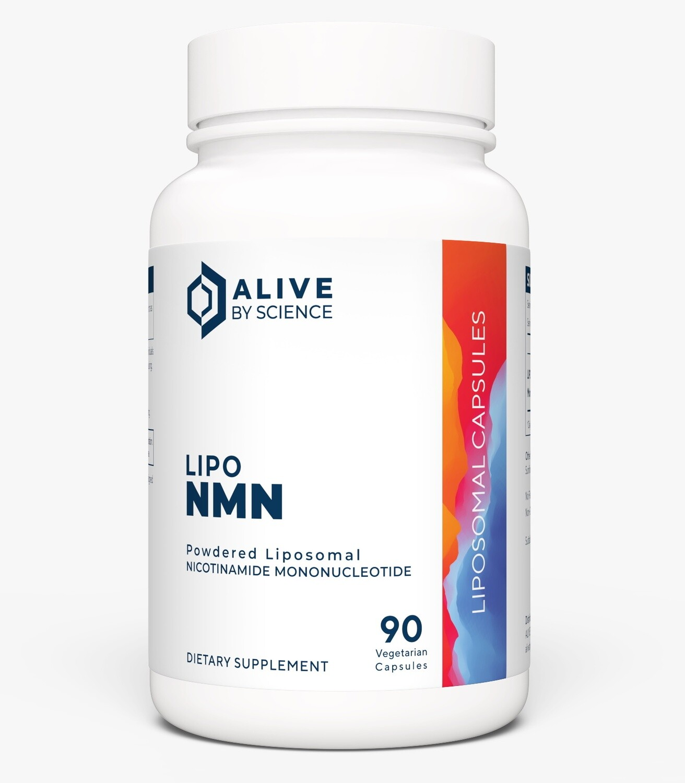 LIPO Powdered NMN 90c - AliveByScience
