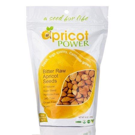 גלעיני משמש מרים | Bitter Apricot Seeds ,16oz - ApricotPower