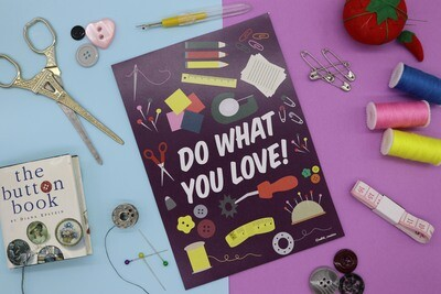 Do What You Love (Craft) - Print