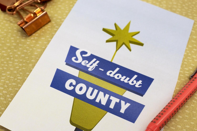 Self Doubt County - Print