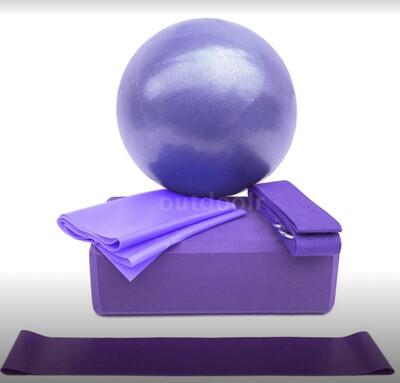 Set accessoires de yoga ATD
