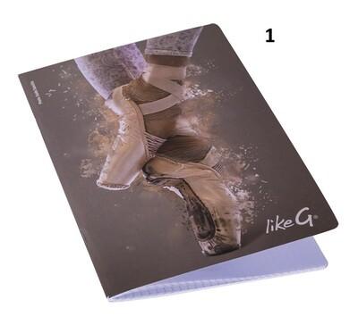 Cahier A5 LIKE G
