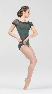 Justaucorps AURORA BALLET ROSA