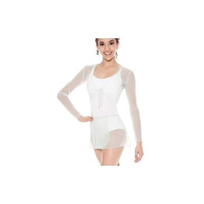 Cache-coeur mesh-lycra SO DANCA