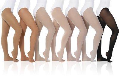 Collants avec pied adultes TS02 SO DANCA