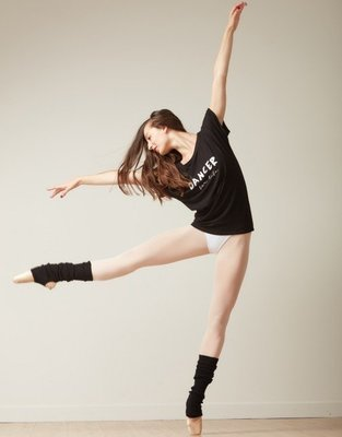T-shirt LIMPID FOR LIFE TEMPS DANSE