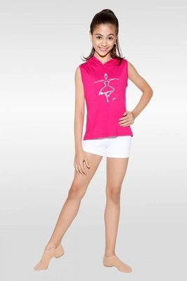 T-Shirt à capuche L-1425 SO DANCA