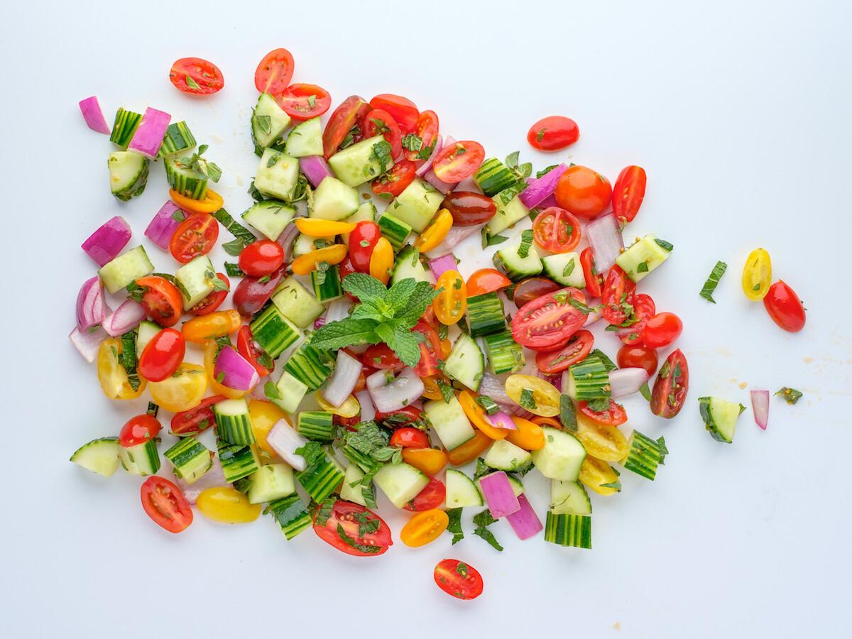 Finally, Interesting Salads Virtual Cooking Class