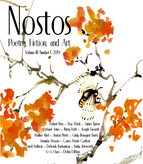 Nostos: Poetry, Fiction, and Art (Vol. III, No. 1)