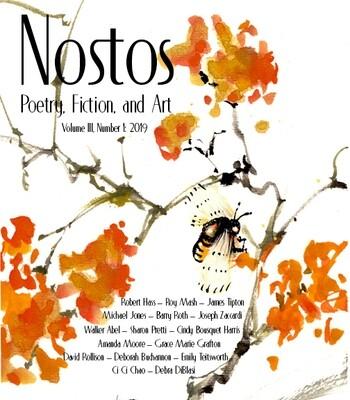 Nostos: Poetry, Fiction, and Art (Vol. III, No. 1)