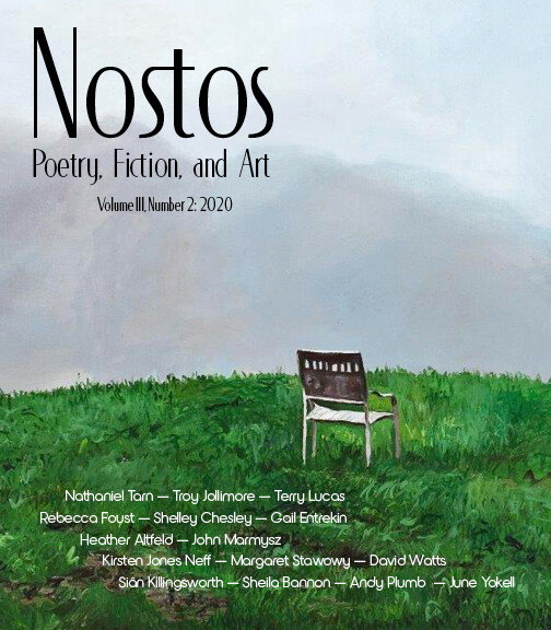 Nostos: Poetry, Fiction, and Art