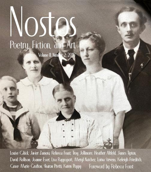 Nostos: Poetry, Fiction, and Art (Vol. II, No. 2)