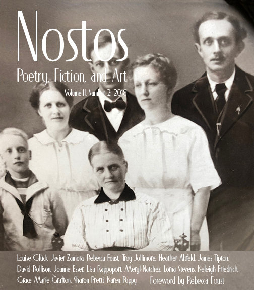 Nostos: Poetry, Fiction, and Art (Vol. II, No. 2)