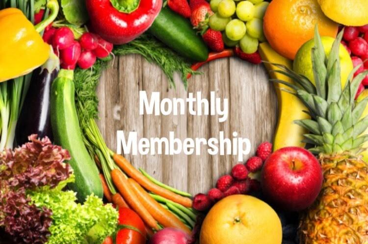 Monthly Membership - Recurring