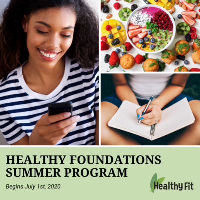 Healthy Foundations Summer Program